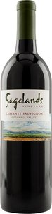 Sagelands Cabernet Sauvignon 2013, Columbia Valley Bottle