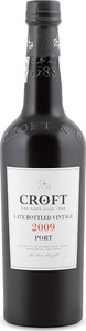 Croft Late Bottled Vintage Port 2009, Doc Douro Bottle