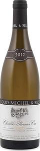 Domaine Louis Michel & Fils Chablis Forêts Premier Cru 2012 Bottle