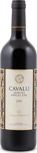 Cavalli Tenuta Degli Dei 2010, Igt Toscana Bottle