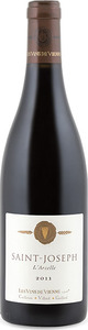 Les Vins De Vienne L'arzelle Saint Joseph 2011, Ac Bottle