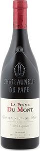 La Ferme Du Mont Côtes Capelan Châteauneuf Du Pape 2011, Ac Bottle
