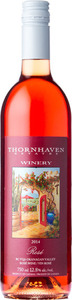 Thornhaven Rosé 2013, Okanagan Valley Bottle