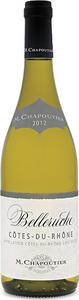 Chapoutier Belleruche White 2014, Cotes Du Rhone  Bottle