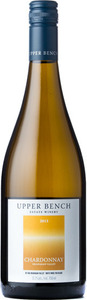 Upper Bench Chardonnay 2013, BC VQA Okanagan Valley Bottle