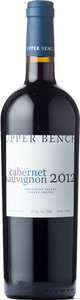 Upper Bench Cabernet Sauvignon 2011, Okanagan Valley Bottle