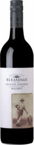 Bleasdale Second Innings Malbec 2012, Langhorne Creek Bottle