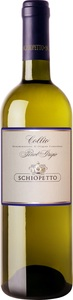 Schiopetto Pinot Grigio 2013, Doc Collio Bottle
