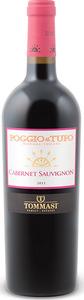 Tommasi Poggio Al Tufo Cabernet Sauvignon 2013, Igt Toscana Bottle