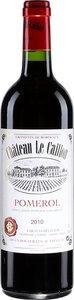 Château Le Caillou 2009, Ac Pomerol Bottle