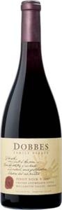 Dobbes Family Vineyards Grande Assemblage Cuvée Pinot Noir 2012, Willamette Valley Bottle