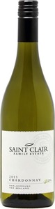 Saint Clair Family Estate Chardonnay 2014, Marlborough Bottle