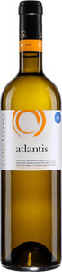 Atlantis Dry White 2014, Pgi Cyclades, Santorini Bottle