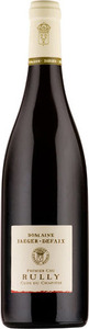 Jaeger Defaix Rully Pinot Noir 2013, Ac Bottle