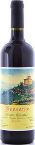 Castello Monsanto Chianti Classico Riserva 2011, Docg Bottle