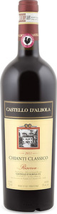 Castello D'albola Riserva Chianti Classico 2010, Docg Bottle