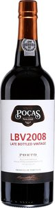 Poças Late Bottled Vintage 2009 Bottle