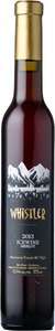 Whistler Merlot Icewine 2013, BC VQA Okanagan Valley (375ml) Bottle