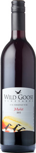 Wild Goose Merlot 2010, BC VQA Okanagan Valley Bottle