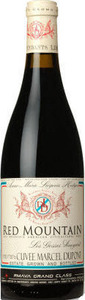 Hedges Cuvee Marcel Dupont Syrah Red Mountain Les Gosses Vineyard 2012 Bottle
