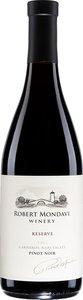Robert Mondavi Winery Reserve Pinot Noir 2013 Bottle