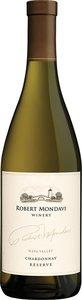 Robert Mondavi Winery Reserve Chardonnay 2013 Bottle