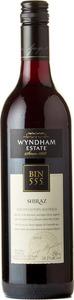Wyndham Bin 555 Shiraz 2013, Southeastern Australia Bottle