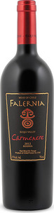 Falernia Reserva Carmenère 2013, Elquí Valley Bottle