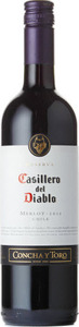 Casillero Del Diablo Merlot 2014 Bottle