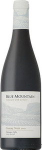 Blue Mountain Gamay Noir 2014, VQA Okanagan Valley Bottle