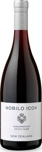 Nobilo Icon Pinot Noir 2014, Marlborough, South Island Bottle
