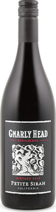 Gnarly Head Petite Sirah 2013, California Bottle