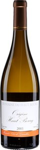 Domaine Du Haut Bourg Origine Du Haut Bourg 2003, Muscadet Côtes De Grandlieu Bottle
