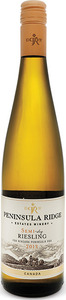 Peninsula Ridge Estates Winery Semi Dry Riesling 2013, VQA Niagara Peninsula Bottle