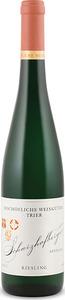 Bischöfliche Weingüter Trier Scharzhofberger Spätlese Riesling 2012, Pradikätswein Bottle
