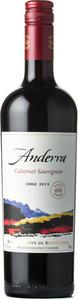 Anderra Cabernet Sauvignon 2013 Bottle