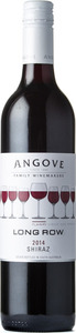 Angove Long Row Shiraz 2014 Bottle
