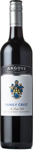 Angove Family Crest Cabernet Sauvignon 2014, Mclaren Vale Bottle
