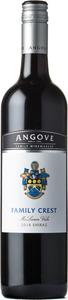 Angove Family Crest Shiraz 2014, Mclaren Vale Bottle
