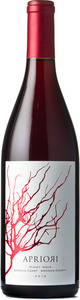 Apriori Cellar Apriori Pinot Noir 2014, Sonoma Coast Bottle