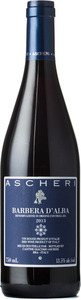 Ascheri Barbera D'alba 2013 Bottle