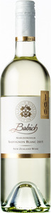 Babich Marlborough Sauvignon Blanc 2015 Bottle