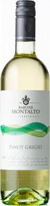 Montalto Pinot Grigio 2014, Sicily Bottle