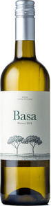 Basa Blanco 2014 Bottle