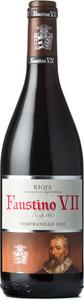 Faustino Vii Tempranillo 2012, Rioja Bottle