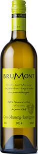 Brumont Gros Manseng Sauvignon 2014, Cote De Gascogne Bottle