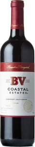 Bv Coastal Estates Cabernet Sauvignon 2013 Bottle