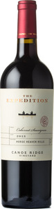 Canoe Ridge The Expedition Cabernet Sauvignon 2013, Horse Heaven Hills, Washington Bottle