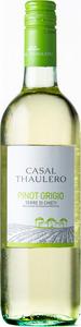 Casal Thaulero Pinot Grigio 2014, Igp Terre Di Chieti Bottle