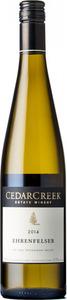 CedarCreek Ehrenfelser 2014, BC VQA Okanagan Valley Bottle